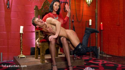 Photo number 11 from A Perfect Punishment! shot for TS Seduction on Kink.com. Featuring Morgan Bailey and Alexander Gustavo in hardcore BDSM & Fetish porn.