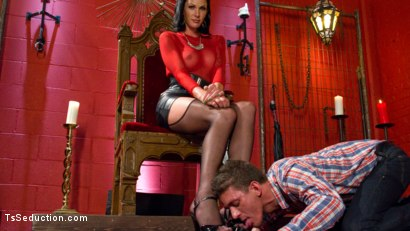 Photo number 14 from A Perfect Punishment! shot for TS Seduction on Kink.com. Featuring Morgan Bailey and Alexander Gustavo in hardcore BDSM & Fetish porn.