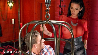 Photo number 12 from A Perfect Punishment! shot for TS Seduction on Kink.com. Featuring Morgan Bailey and Alexander Gustavo in hardcore BDSM & Fetish porn.