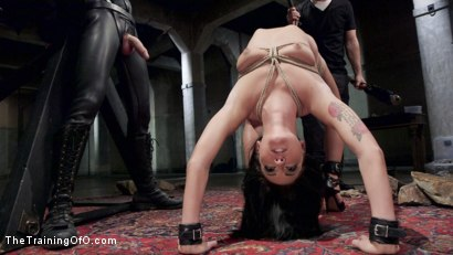 Photo number 1 from Sabrina Banks: Assessment Day shot for The Training Of O on Kink.com. Featuring Owen Gray and Sabrina Banks in hardcore BDSM & Fetish porn.