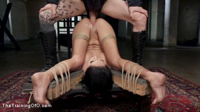 Photo number 10 from Sabrina Banks: Assessment Day shot for The Training Of O on Kink.com. Featuring Owen Gray and Sabrina Banks in hardcore BDSM & Fetish porn.