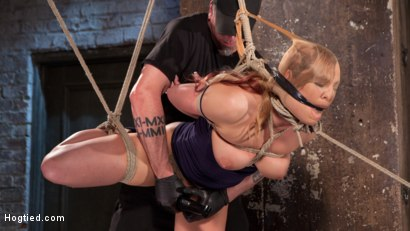 Photo number 4 from Dahlia in the Sky shot for Hogtied on Kink.com. Featuring Dahlia Sky in hardcore BDSM & Fetish porn.