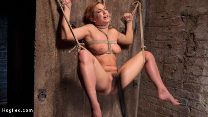 Photo number 3 from Dahlia in the Sky shot for Hogtied on Kink.com. Featuring Dahlia Sky in hardcore BDSM & Fetish porn.