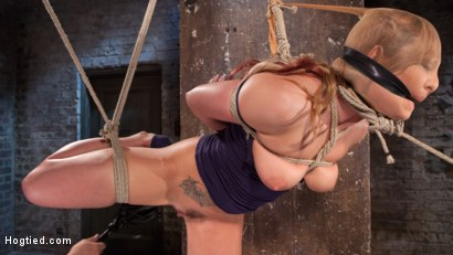 Photo number 7 from Dahlia in the Sky shot for Hogtied on Kink.com. Featuring Dahlia Sky in hardcore BDSM & Fetish porn.