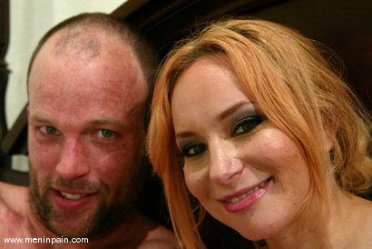 Photo number 15 from Ryder Coxx and Aiden Starr shot for Men In Pain on Kink.com. Featuring Aiden Starr and Ryder Coxx in hardcore BDSM & Fetish porn.