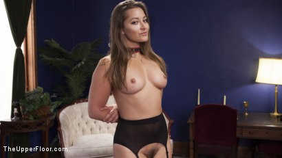 Photo number 1 from To Honor & Obey: Virginal fiance trained for Sexual Slavehood shot for The Upper Floor on Kink.com. Featuring Dani Daniels, Cadence Lux and Tommy Pistol in hardcore BDSM & Fetish porn.
