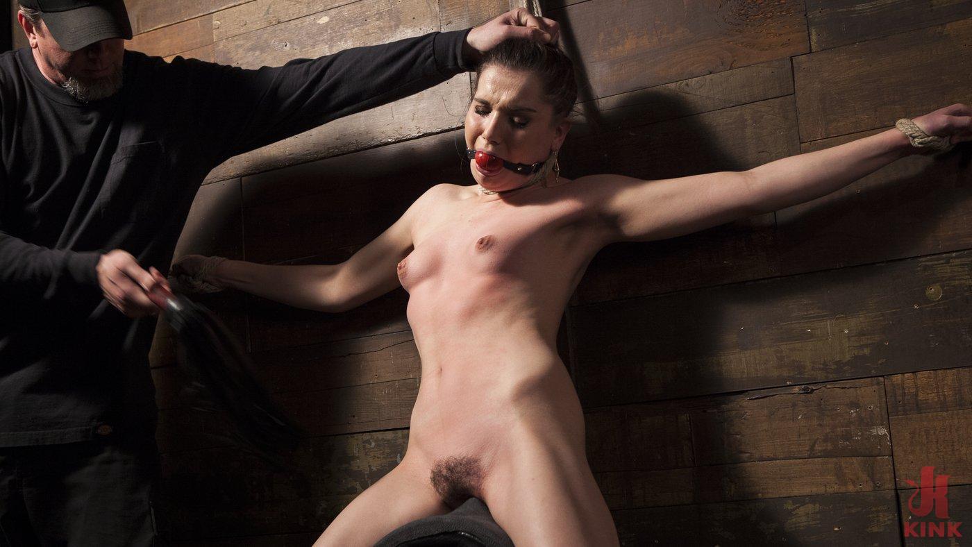 Photo number 15 from Hot 19 Year Old in Tormenting Bondage shot for Hogtied on Kink.com. Featuring Kasey Warner in hardcore BDSM & Fetish porn.
