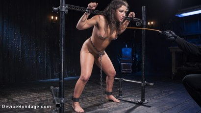 Photo number 8 from Danger Ahead shot for Device Bondage on Kink.com. Featuring Abella Danger and Orlando in hardcore BDSM & Fetish porn.