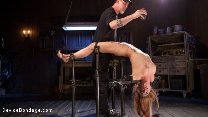 Photo number 11 from Damage Me Please!! shot for Device Bondage on Kink.com. Featuring Dahlia Sky in hardcore BDSM & Fetish porn.