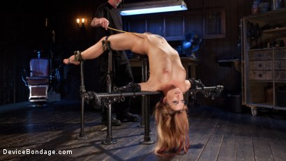 Photo number 9 from Damage Me Please!! shot for Device Bondage on Kink.com. Featuring Dahlia Sky in hardcore BDSM & Fetish porn.