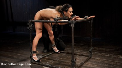 Photo number 11 from Big Tits Tormented in Demented Device shot for Device Bondage on Kink.com. Featuring Orlando and Nadia Styles in hardcore BDSM & Fetish porn.