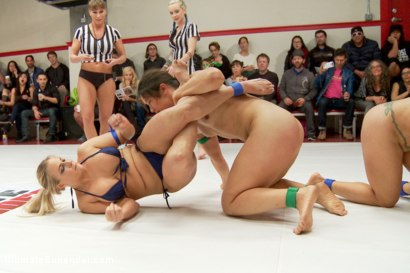 Photo number 8 from Team Tarrasque is Dominated on the Mats by Team Grappler shot for Ultimate Surrender on Kink.com. Featuring Dee Williams, Lisa Tiffian, Angel Allwood, Penny Barber, Jayogen and Izamar Gutierrez in hardcore BDSM & Fetish porn.