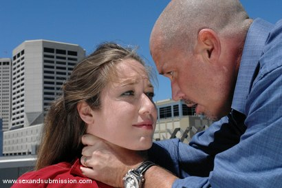 Photo number 1 from Mark Davis and Jade Marxxx shot for Sex And Submission on Kink.com. Featuring Mark Davis and Jade Marxxx in hardcore BDSM & Fetish porn.