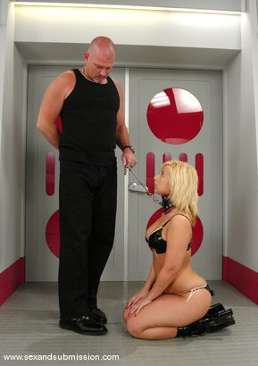 Photo number 1 from Mark Davis and Georgia Peach shot for Sex And Submission on Kink.com. Featuring Mark Davis and Georgia Peach in hardcore BDSM & Fetish porn.