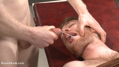 Photo number 14 from Helplessly bound Seamus O'Reilly fisted on the hospital night shift shot for Bound Gods on Kink.com. Featuring Rob Yaeger and Seamus O'Reilly in hardcore BDSM & Fetish porn.
