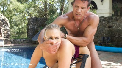 Photo number 12 from The Dirty Deal 2 shot for Sex And Submission on Kink.com. Featuring Angel Allwood and Marco Banderas in hardcore BDSM & Fetish porn.