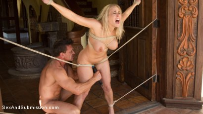 Photo number 15 from The Dirty Deal 2 shot for Sex And Submission on Kink.com. Featuring Angel Allwood and Marco Banderas in hardcore BDSM & Fetish porn.