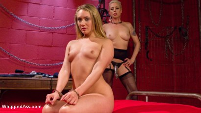 Photo number 11 from AJ Applegate Flogged, Fisted and Anally Strap-on Fucked by Lorelei Lee shot for Whipped Ass on Kink.com. Featuring Lorelei Lee and AJ Applegate in hardcore BDSM & Fetish porn.