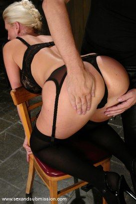 Photo number 3 from Devon Lee and Chris Charming shot for sexandsubmission on Kink.com. Featuring Chris Charming and Devon Lee in hardcore BDSM & Fetish porn.