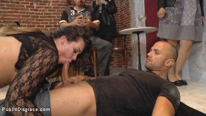 Photo number 14 from Busty Klara Gold Fucked Hard Outdoors!!! shot for Public Disgrace on Kink.com. Featuring Mona Wales, Xavi Tralla and Klara Gold in hardcore BDSM & Fetish porn.