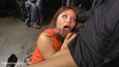 Photo number 11 from Mitsuki Sweet Serves Public Disgrace shot for Public Disgrace on Kink.com. Featuring Steve Holmes and Mitsuki Sweet in hardcore BDSM & Fetish porn.