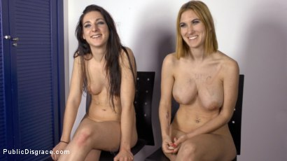 Photo number 22 from Two Slutty Losers Get Mind Fucked by Mona Wales and Juliette March shot for Public Disgrace on Kink.com. Featuring Steve Holmes, Mona Wales, Juliette March, Valeria Blue, Xavi Tralla and Claudia Nicole in hardcore BDSM & Fetish porn.