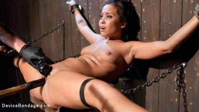 Photo number 7 from Plaything shot for Device Bondage on Kink.com. Featuring Mia Austin in hardcore BDSM & Fetish porn.