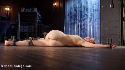 Photo number 20 from Whore Bound in a Euphoria of Depravity shot for Device Bondage on Kink.com. Featuring Juliette March in hardcore BDSM & Fetish porn.
