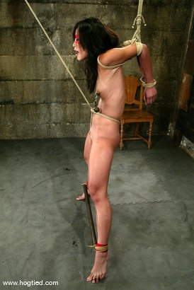 Photo number 1 from Crimson Ninja shot for Hogtied on Kink.com. Featuring Crimson Ninja in hardcore BDSM & Fetish porn.