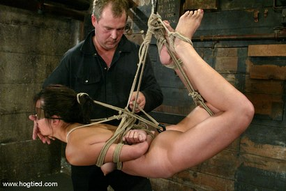 Photo number 11 from Crimson Ninja shot for Hogtied on Kink.com. Featuring Crimson Ninja in hardcore BDSM & Fetish porn.