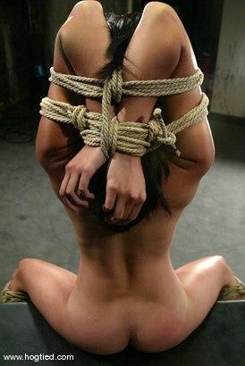 Photo number 4 from Crimson Ninja shot for Hogtied on Kink.com. Featuring Crimson Ninja in hardcore BDSM & Fetish porn.