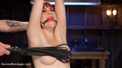 Photo number 13 from Breaking in the New Girl shot for Device Bondage on Kink.com. Featuring Jessica Ryan in hardcore BDSM & Fetish porn.