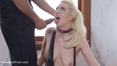 Photo number 8 from Alpha Sex Slave Returns to Train Anal Rookie shot for The Upper Floor on Kink.com. Featuring Cherry Torn, Mickey Mod and Juliette March in hardcore BDSM & Fetish porn.