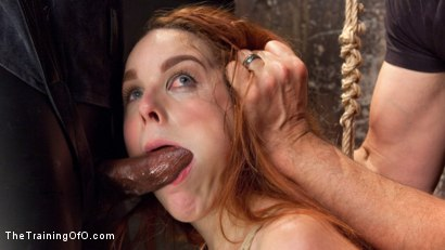 Photo number 12 from Spanish Slave Girl Begs for Discipline and Training shot for The Training Of O on Kink.com. Featuring Amarna Miller and Mickey Mod in hardcore BDSM & Fetish porn.