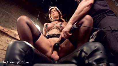 Photo number 14 from Anal MILF Syren de Mer Earns Her Final Marks shot for The Training Of O on Kink.com. Featuring Syren de Mer and Gage Sin in hardcore BDSM & Fetish porn.