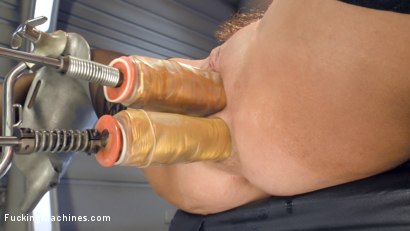 Photo number 2 from Big-Titted, Squirter, Milf, Veronica Avluv, Gets Anal Machine Fucking! shot for Fucking Machines on Kink.com. Featuring Veronica Avluv in hardcore BDSM & Fetish porn.