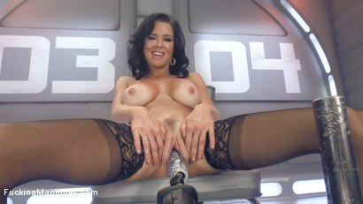 Photo number 8 from Big-Titted, Squirter, Milf, Veronica Avluv, Gets Anal Machine Fucking! shot for Fucking Machines on Kink.com. Featuring Veronica Avluv in hardcore BDSM & Fetish porn.