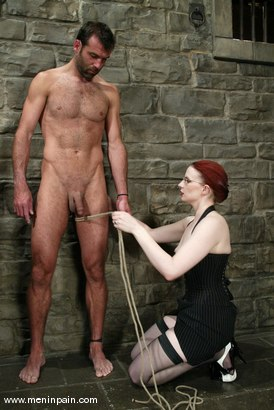 Photo number 3 from totaleurosex and Claire Adams shot for Men In Pain on Kink.com. Featuring Claire Adams and totaleurosex in hardcore BDSM & Fetish porn.