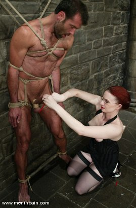 Photo number 9 from totaleurosex and Claire Adams shot for Men In Pain on Kink.com. Featuring Claire Adams and totaleurosex in hardcore BDSM & Fetish porn.