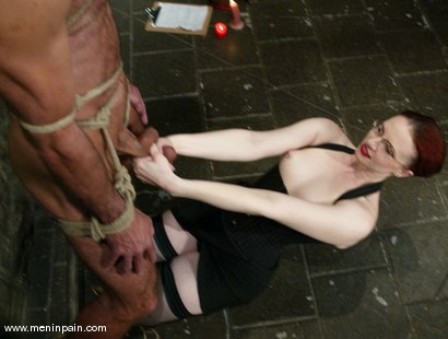 Photo number 12 from totaleurosex and Claire Adams shot for Men In Pain on Kink.com. Featuring Claire Adams and totaleurosex in hardcore BDSM & Fetish porn.
