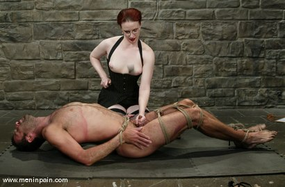 Photo number 5 from Claire Adams and totaleurosex shot for Men In Pain on Kink.com. Featuring Claire Adams and totaleurosex in hardcore BDSM & Fetish porn.