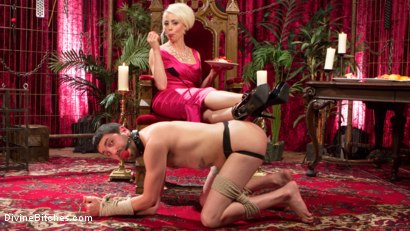 Photo number 4 from Cuckolding Bitch  shot for Divine Bitches on Kink.com. Featuring Lorelei Lee, Christian Wilde and Jay West in hardcore BDSM & Fetish porn.