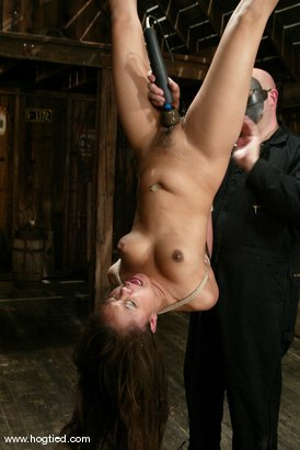 Photo number 5 from Annie Cruz shot for Hogtied on Kink.com. Featuring Annie Cruz in hardcore BDSM & Fetish porn.