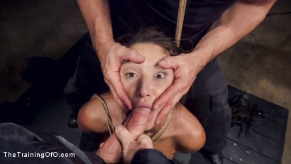 Photo number 7 from Hardcore Anal in Strict Bondage, 19 Year Old Abella Danger, Day One shot for The Training Of O on Kink.com. Featuring Abella Danger and Owen Gray in hardcore BDSM & Fetish porn.