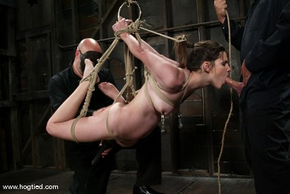 Photo number 11 from Bobbi Starr shot for Hogtied on Kink.com. Featuring Bobbi Starr in hardcore BDSM & Fetish porn.