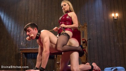 Photo number 8 from Aiden Starr Corrects A Very Bad Dog shot for Divine Bitches on Kink.com. Featuring Aiden Starr and Artemis Faux in hardcore BDSM & Fetish porn.