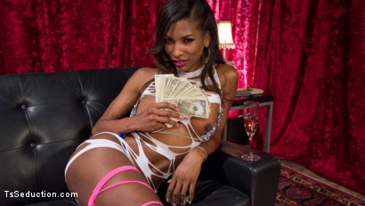 Photo number 14 from Natassia Dreams gives lap dance of the century with her hungry cock! shot for TS Seduction on Kink.com. Featuring Natassia Dreams and Wolf Hudson in hardcore BDSM & Fetish porn.