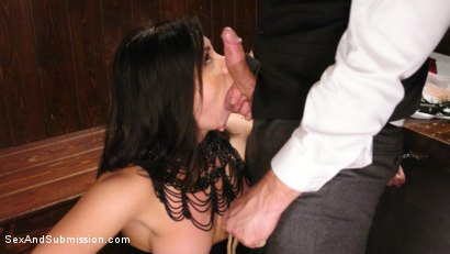 Photo number 13 from WINNER TAKES ALL shot for Sex And Submission on Kink.com. Featuring Lea Lexis and Bill Bailey in hardcore BDSM & Fetish porn.