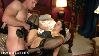 Photo number 14 from WINNER TAKES ALL shot for Sex And Submission on Kink.com. Featuring Lea Lexis and Bill Bailey in hardcore BDSM & Fetish porn.