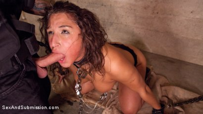Photo number 5 from Anal Bounty Hunter shot for Sex And Submission on Kink.com. Featuring Abella Danger and Tommy Pistol in hardcore BDSM & Fetish porn.